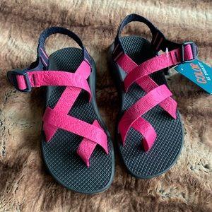 Chaco Women's Sandal Z/Cloud 2 Magenta